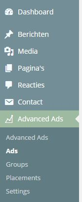 Advanded Ads Dashboard