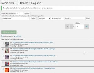 WordPress Media from FTP Search & Register ‹ WordPress Magazine