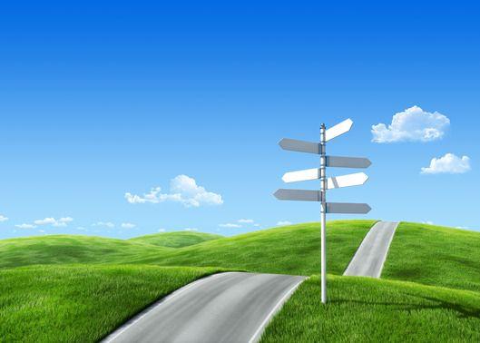 Menu Wegwijzer voor Site Navigatie
