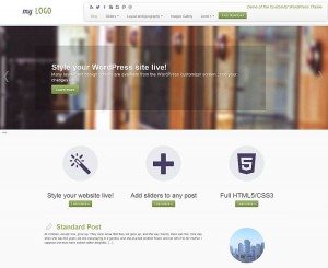 WordPress Thema Customizr